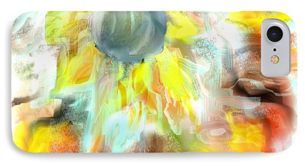 Sunflower Dreams IPhone Case