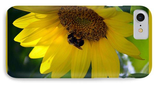 Sunflower Resort IPhone Case