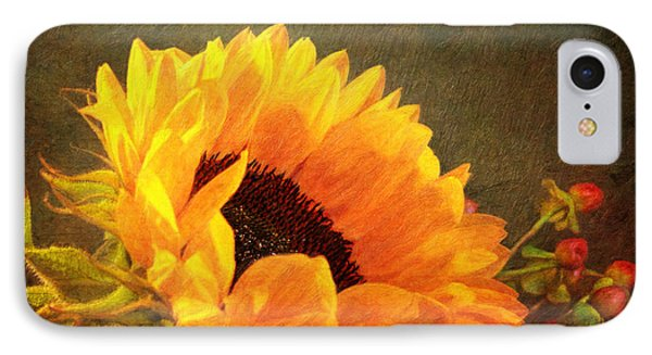 Sunflower - You Are My Sunshine IPhone Case