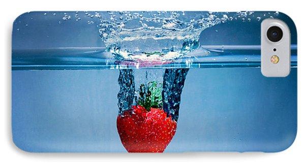 Sunken Strawberry IPhone Case