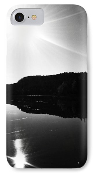Sunny Mirror IPhone Case