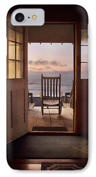 Sunrise- A Front Row Seat IPhone Case
