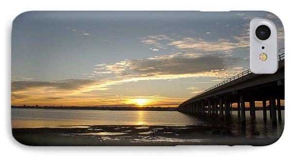 Sunrise At Corpus Christi IPhone Case
