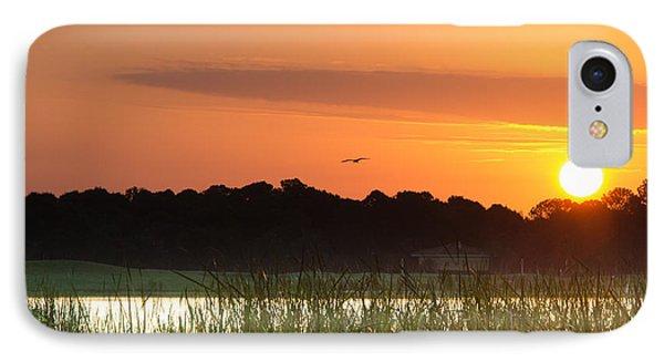 Sunrise At Lakewood Ranch Florida IPhone Case