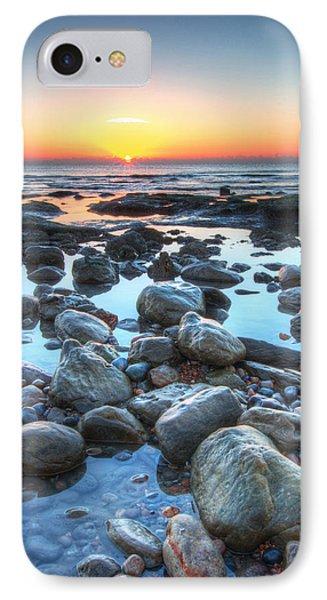 Sunrise At Low Tide IPhone Case