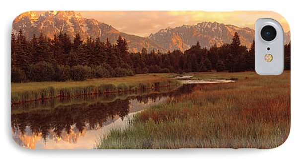 Sunrise Grand Teton National Park IPhone Case