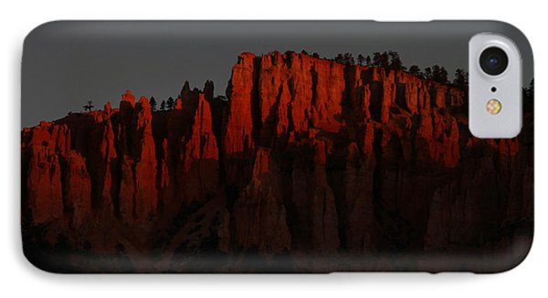 Sunrise In The Desert IPhone Case