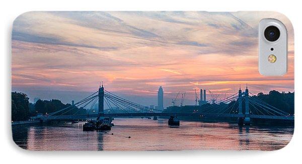 Sunrise Over London IPhone Case