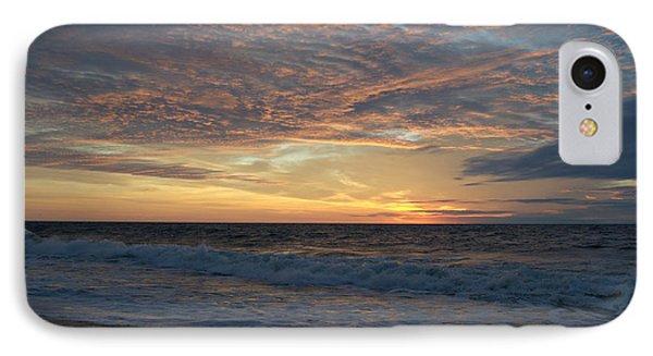 Sunrise Over The Atlantic IPhone Case