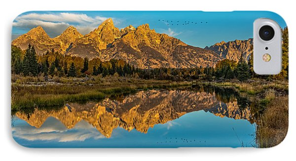 Sunrise Vision At The Grand Tetons IPhone Case