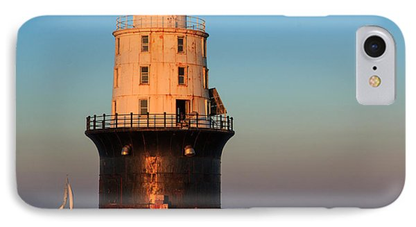 Golden Sunset In Lewes IPhone Case