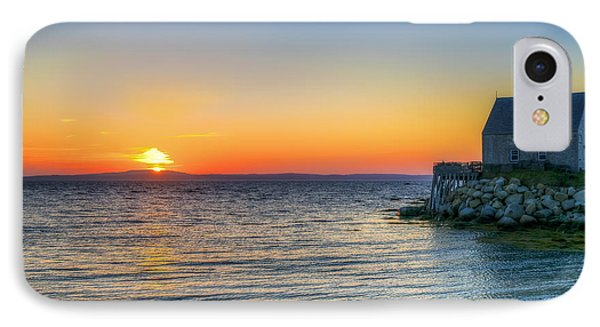 Sunset At Indian Harbour IPhone Case