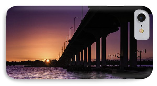 Sunset At Jensen Beach IPhone Case