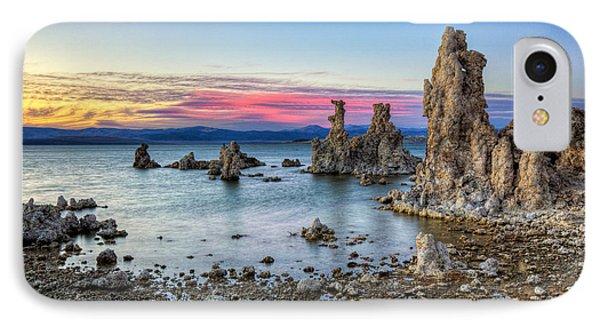 Sunset At Mono Lake IPhone Case