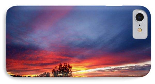 Sunset At Mount Carmel  Haifa 01 IPhone Case