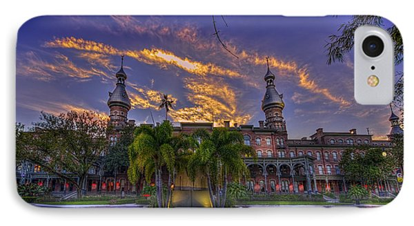 Sunset At U.t. IPhone Case