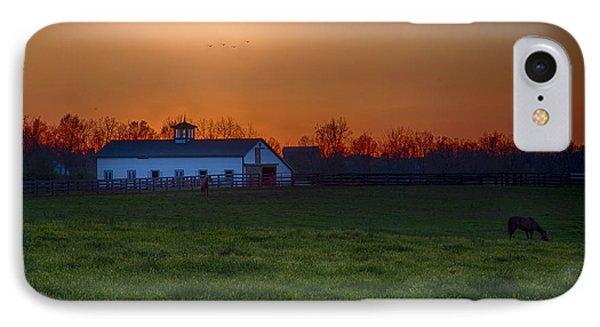 Walmac Farm Ky  IPhone Case