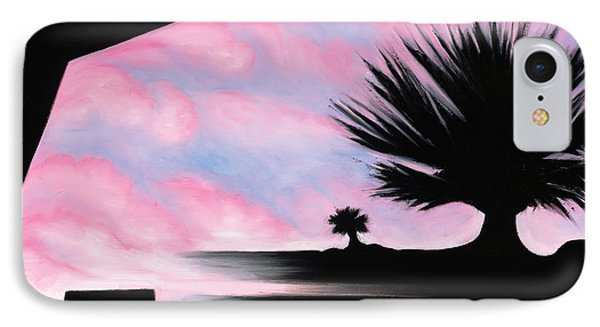 Sunset Boulevard Dreams IPhone Case