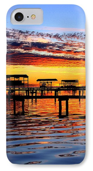 Sunset Breeze IPhone Case