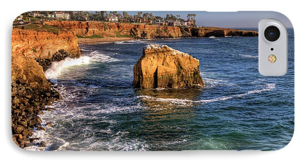 Sunset Cliffs IPhone Case