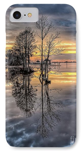 Sunset Highlights IPhone Case