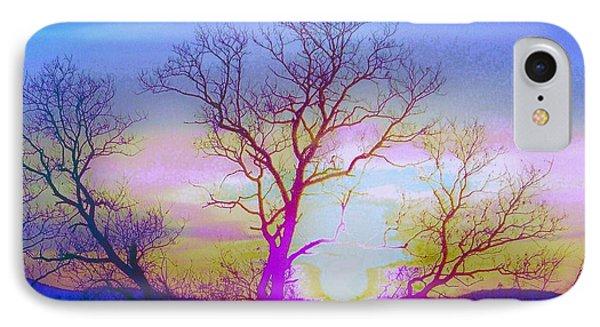 sunset I IPhone Case