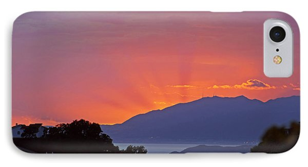 Sunset In Andalucia IPhone Case