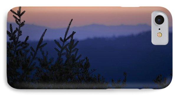 Sunset In California IPhone Case