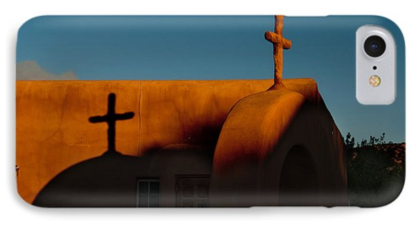 Sunset In Chimayo Nm IPhone Case
