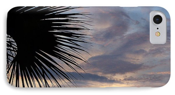 Sunset In Pastel IPhone Case