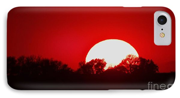 Sunset May IPhone Case