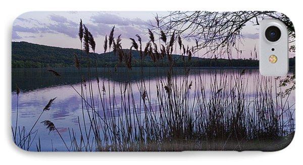 Sunset On Rockland Lake - New York IPhone Case