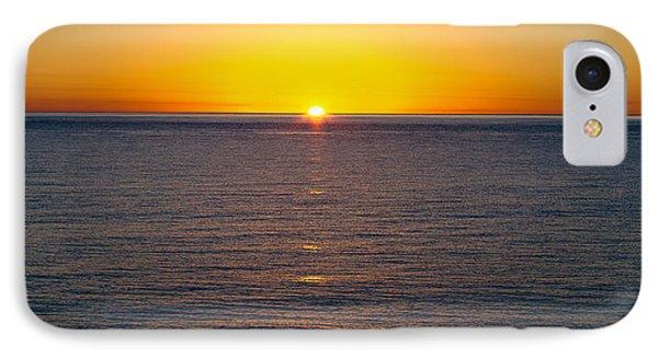 Sunset Over Baja IPhone Case