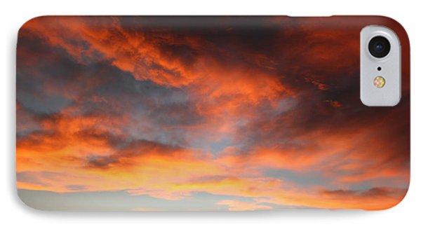 Sunset Over Estes Park IPhone Case
