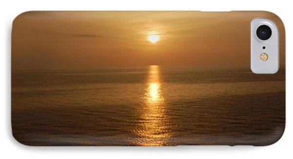 Sunset Over The Adriatic IPhone Case