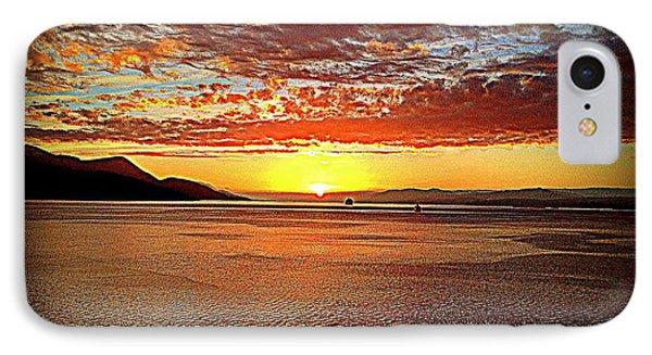 Sunset While Cruising The World IPhone Case
