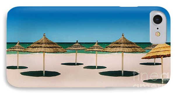 Sunshade Island IPhone Case