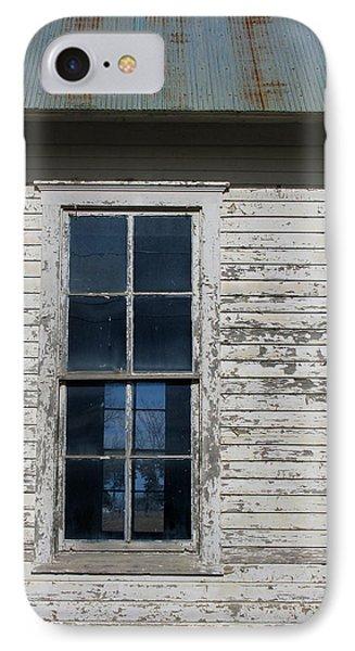 Superior Schoolhouse Window IPhone Case