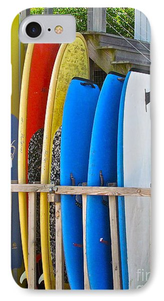 Surfer Dudes II IPhone Case