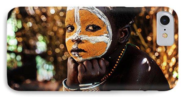 Africa iPhone 8 Case - Suri Boy by Vedran Vidak
