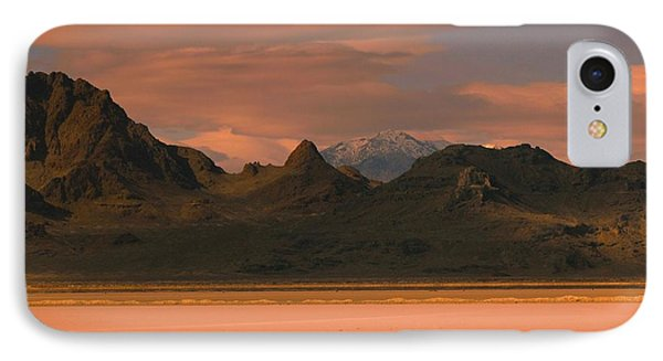 Surreal Mountains In Utah #4 IPhone Case
