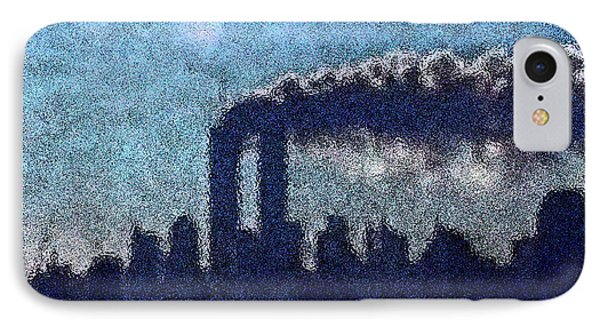 Surreal Silhouette  IPhone Case