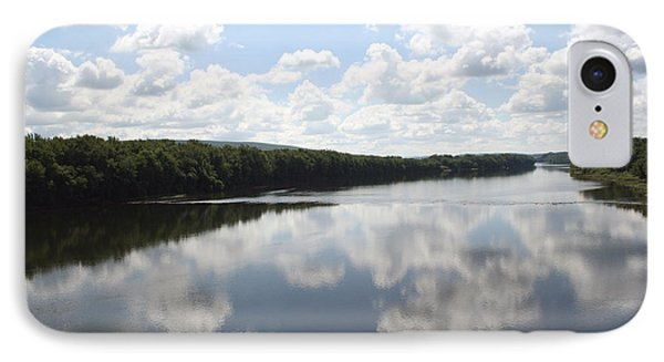 Susquehanna Reflections 2 IPhone Case