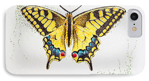Swallowtail - Butterfly IPhone Case