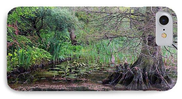 Swamp Garden IPhone Case
