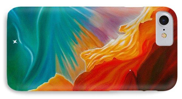 Swan Nebula IPhone Case