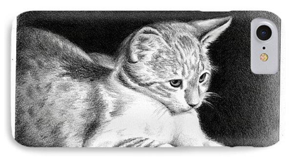 Sweet Kitty IPhone Case
