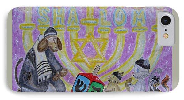Sweet Shalom IPhone Case