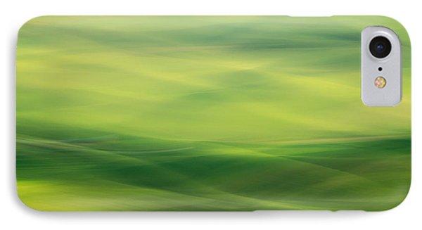 Swipe Of Palouse Rolling Hills IPhone Case