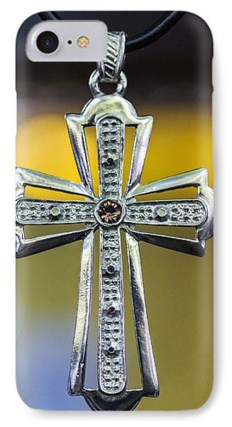 Symbol Of Faith IPhone Case